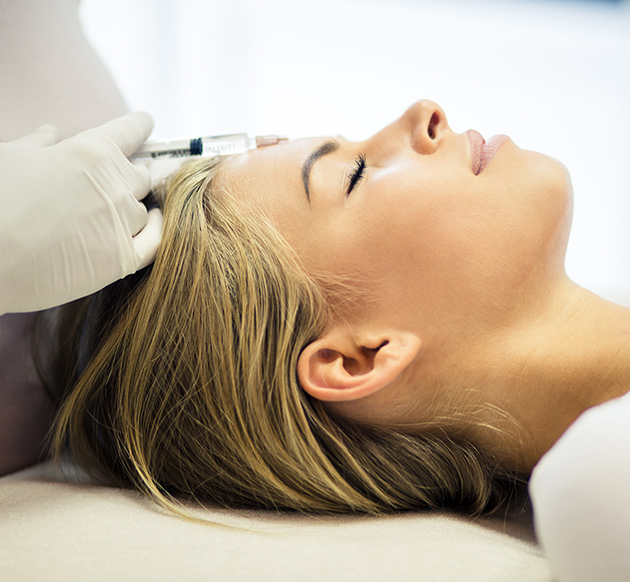 Frown line treatment in sharjah