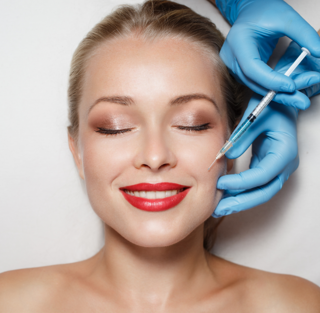 Frown line treatment