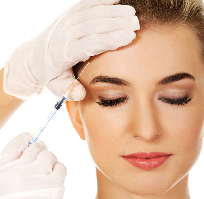 brow lift treatment without surgery in sharjah