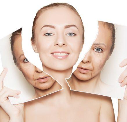 Women undergone anti ageing treatment sharjah