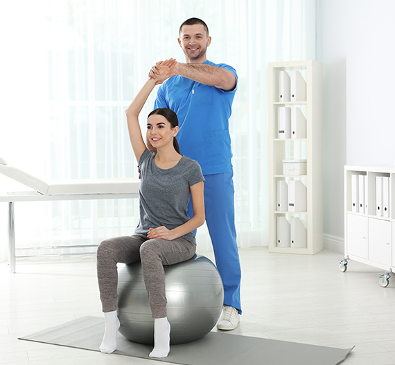 Pysiotherapy services in sharjah